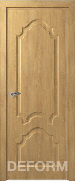 Межкомнатная дверь Тулуза ДГ Дуб шале натуральный