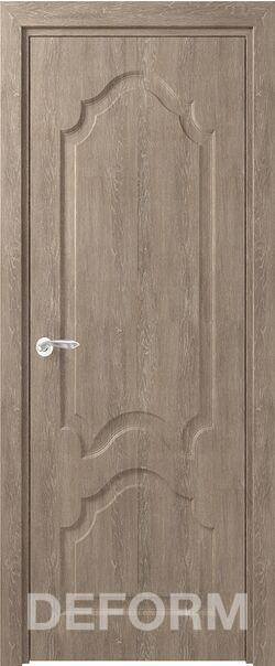 Межкомнатная дверь Тулуза ДГ Дуб шале седой