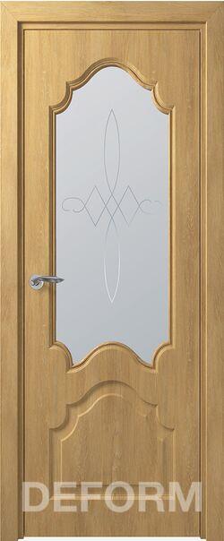 Межкомнатная дверь Тулуза ДО Дуб шале натуральный