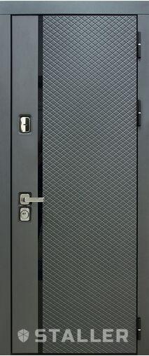 Входные металлические двери в дом Акустика