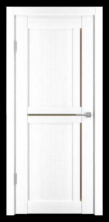 Межкомнатные двери Микс-7 Ясень белый