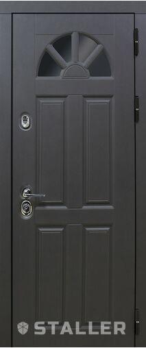 Дверь входная металлическая в дом Полония