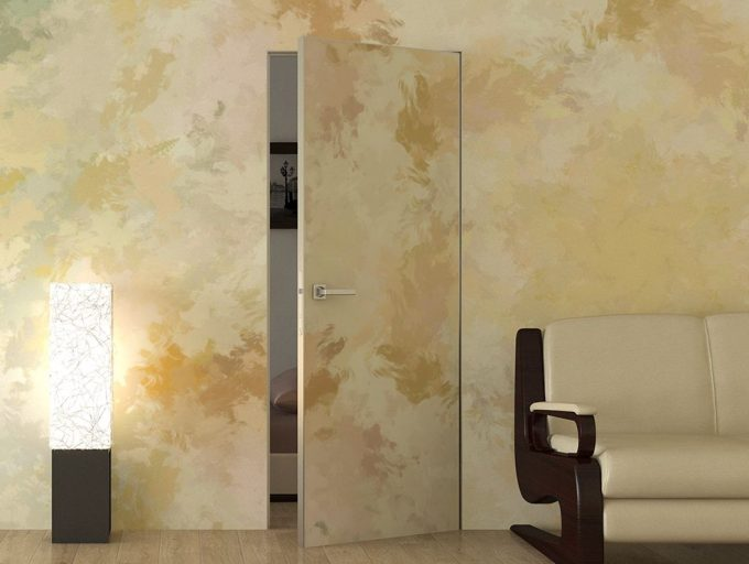 Межкомнатные двери под покраску