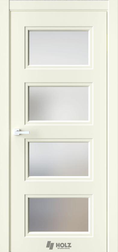 Межкомнатные двери Holz N8 Песчаный