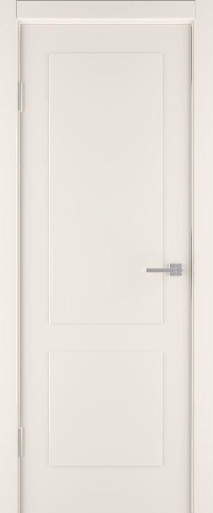 Межкомнатные двери Эстет-2 Эмаль перламутр