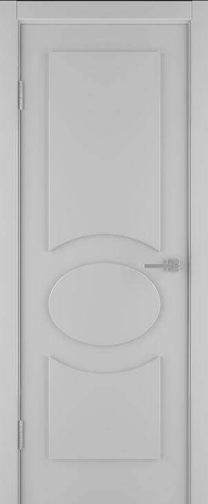 Межкомнатные двери Эстет-4 Светло-серая в Бресте
