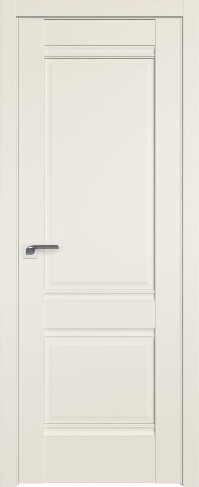 Межкомнатные двери 1U Магнолия Сатинат