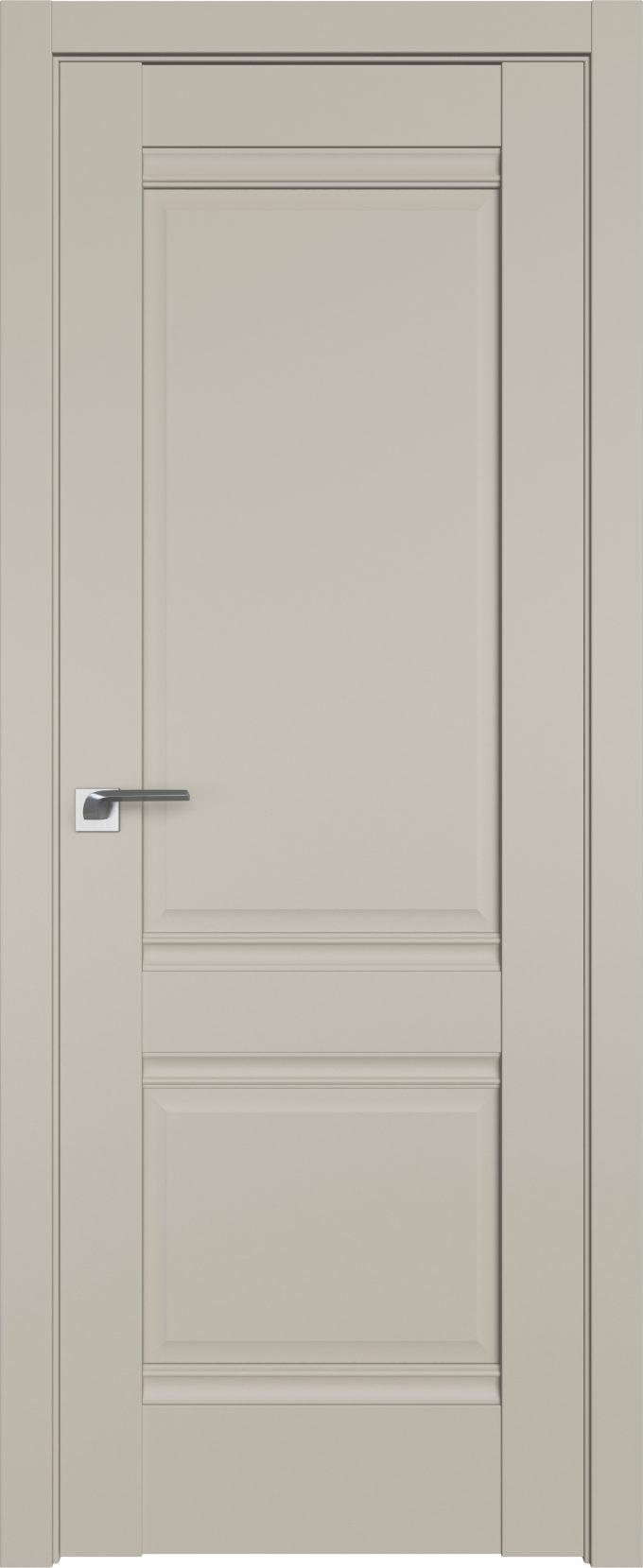 Межкомнатные двери 1U Шеллгрей