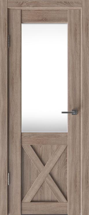 Межкомнатные двери Лофт-2 спил седой