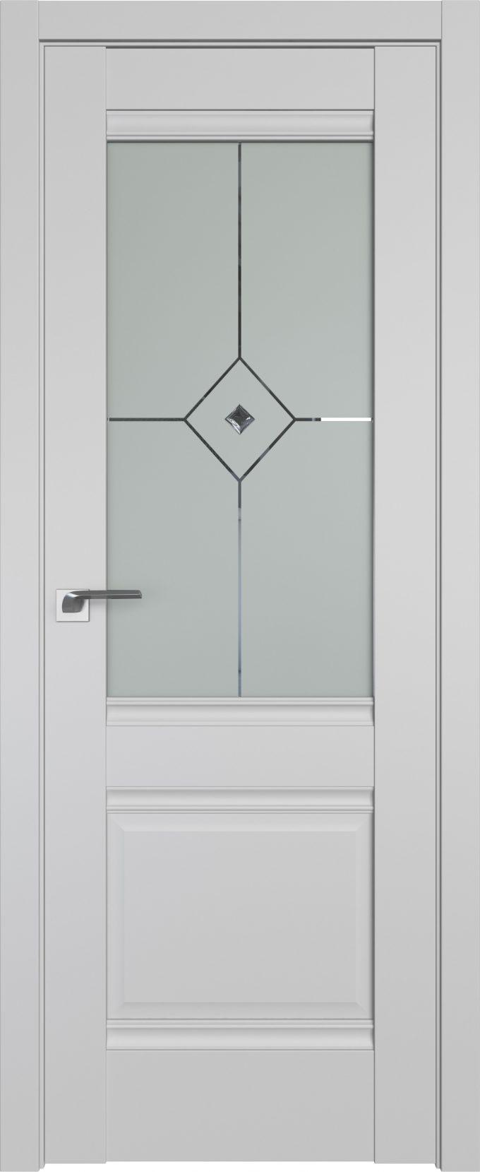 Межкомнатные двери Профильдорс 2U Манхэттен