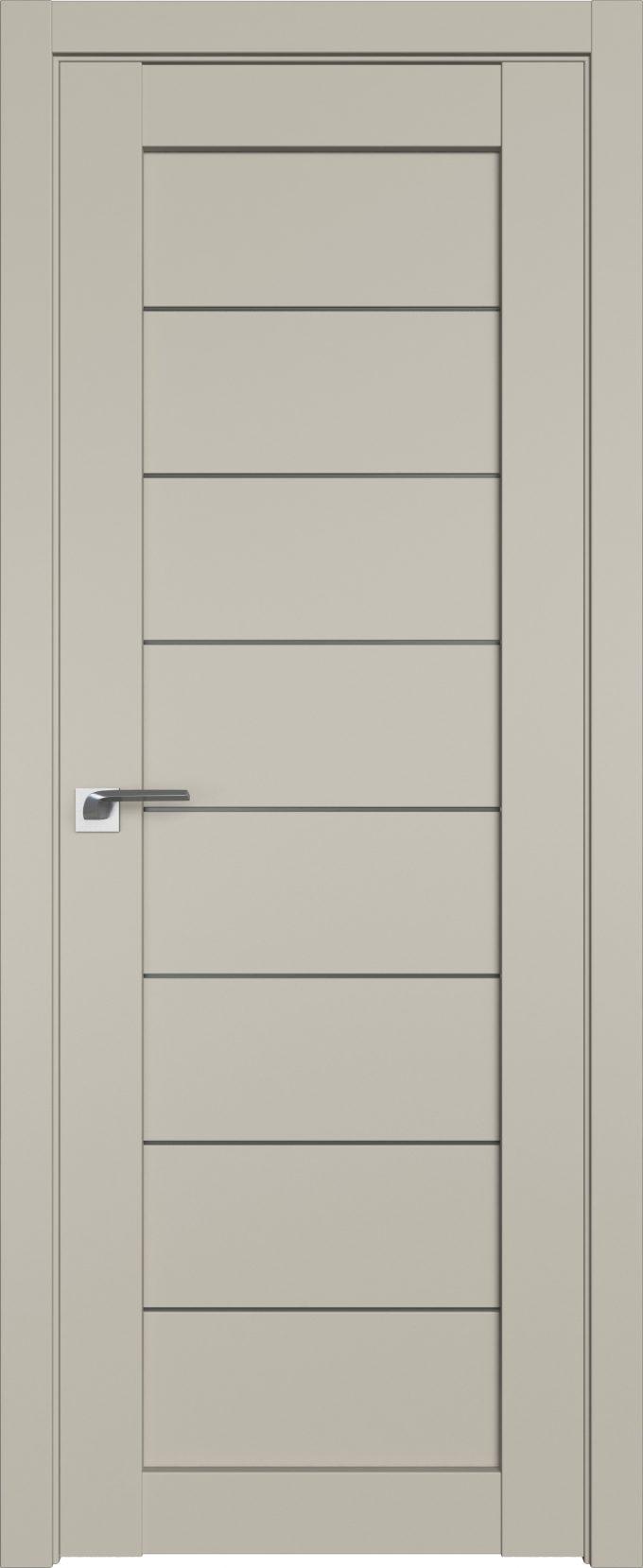 Межкомнатные двери Профильдорс 71U шелгрей