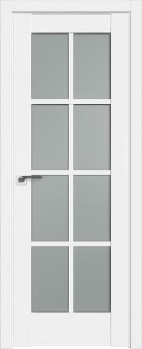 Двери межкомнатные 101U Аляска