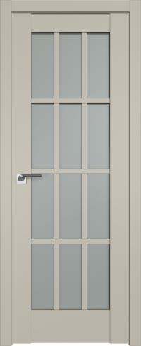 Двери межкомнатные 102U Шелгрей