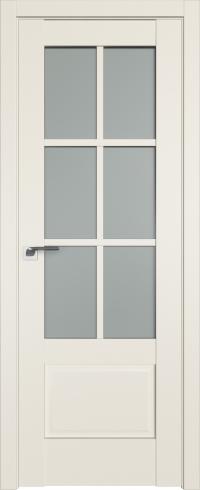 Межкомнатные двери 103U Магнолия Сатинат