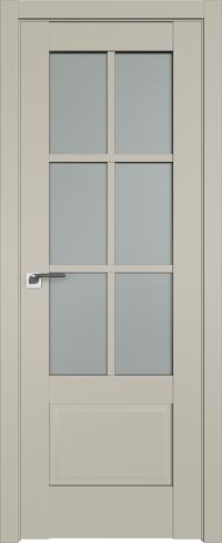 Межкомнатные двери 103U Шелгрей