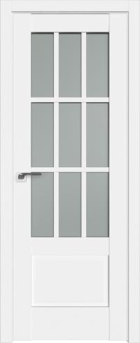 Двери межкомнатные 104U Алчска