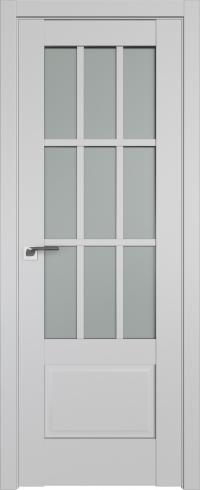 Двери межкомнатные 104U Манхэттен
