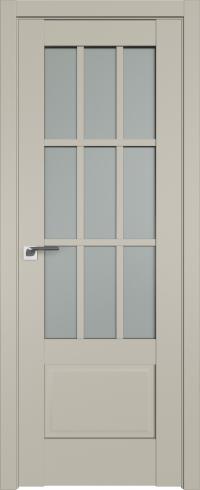 Двери межкомнатные 104U Шелгрей
