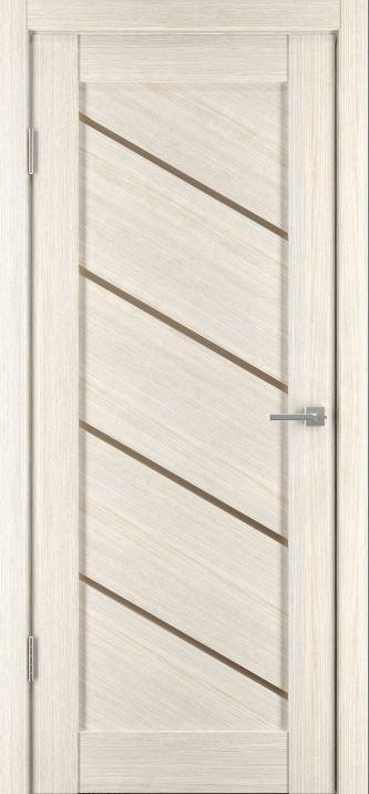 Межкомнатные двери Исток Диагональ-1 Капучино бронза