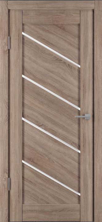 Межкомнатные двери Исток Диагональ-1 Спил седой