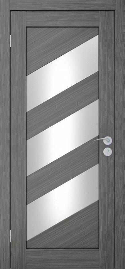 Межкомнатные двери Исток Диагональ-2 Дуб неаполь