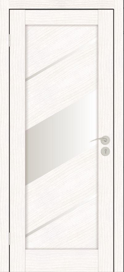 Межкомнатные двери Исток Диагональ-3 Бьянко