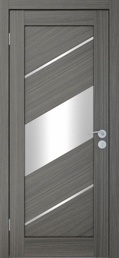 Межкомнатные двери Исток Диагональ-3 Дуб неаполь