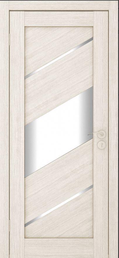 Межкомнатные двери Исток Диагональ-3 Капучино