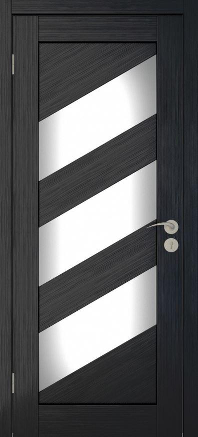 Межкомнатные двери Исток Диагональ-2 Венге мелинга