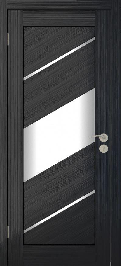 Межкомнатные двери Исток Диагональ-3 Венге мелинга