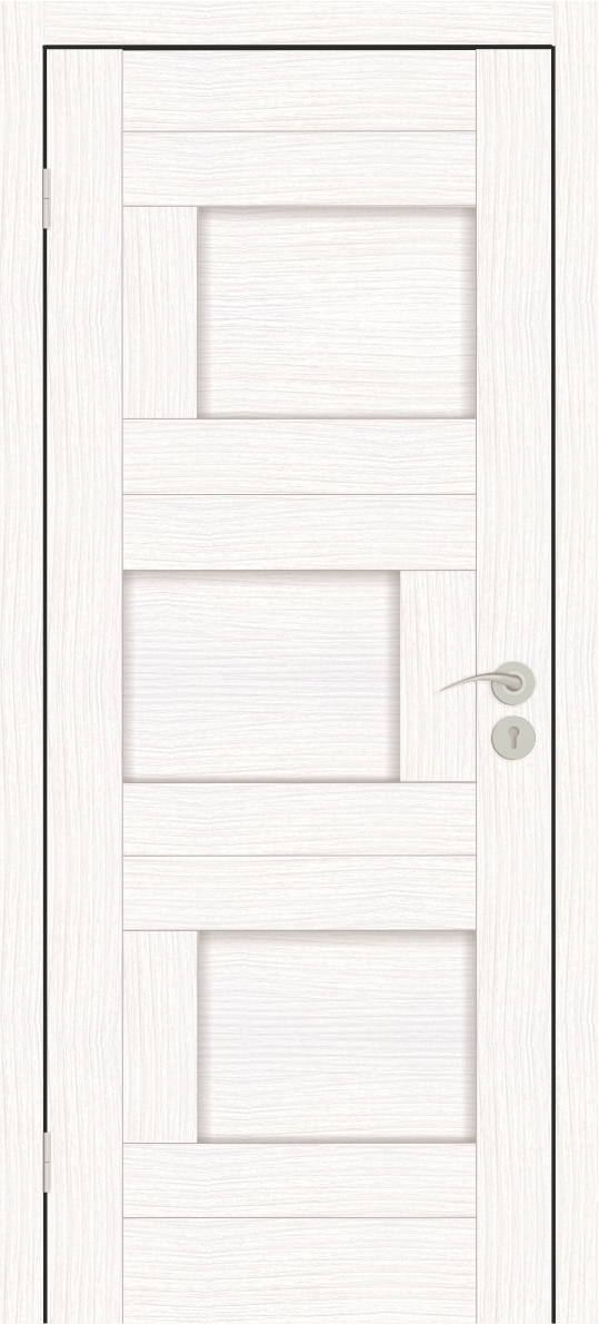 Межкомнатные двери Исток Домино-1 Бьянко