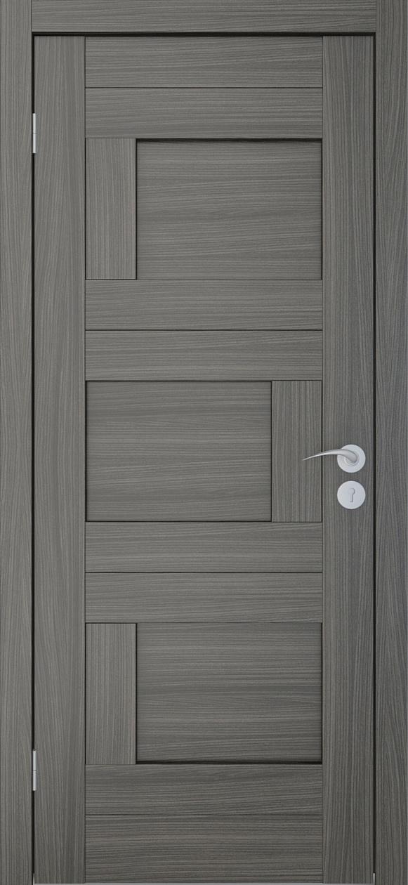Межкомнатные двери Исток Домино-1 Дуб неаполь