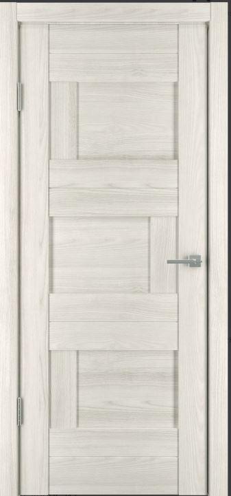 Межкомнатные двери Исток Домино-1 Дуб снежный