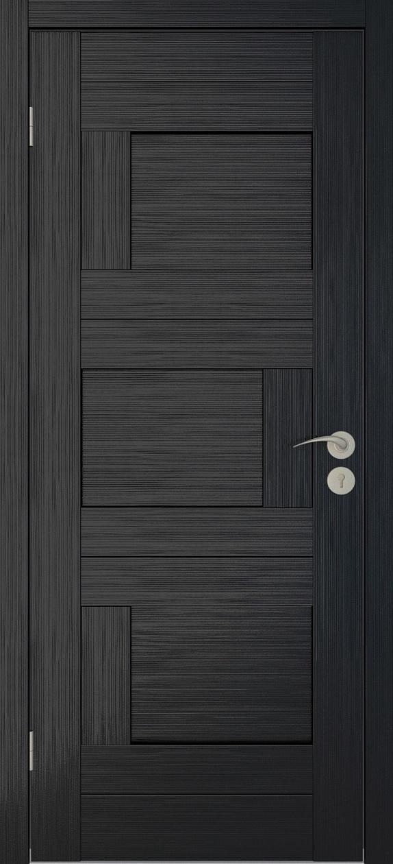 ежкомнатные двери Исток Домино-1 Венге мелинга