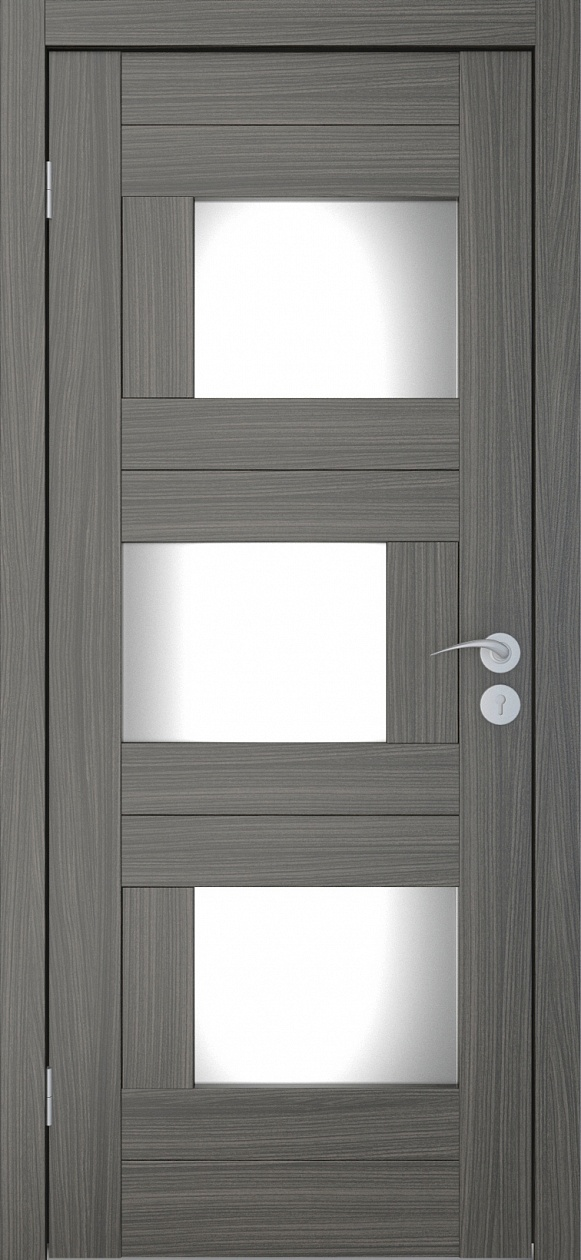 Межкомнатные двери Исток Домино-2 Дуб неаполь