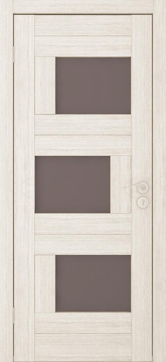 Межкомнатные двери Исток Домино-2 Капучино бронза