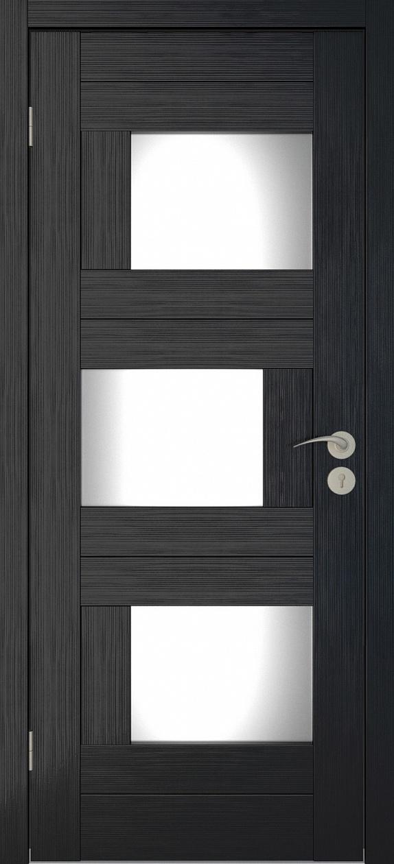 Межкомнатные двери Исток Домино-2 Венге мелинга