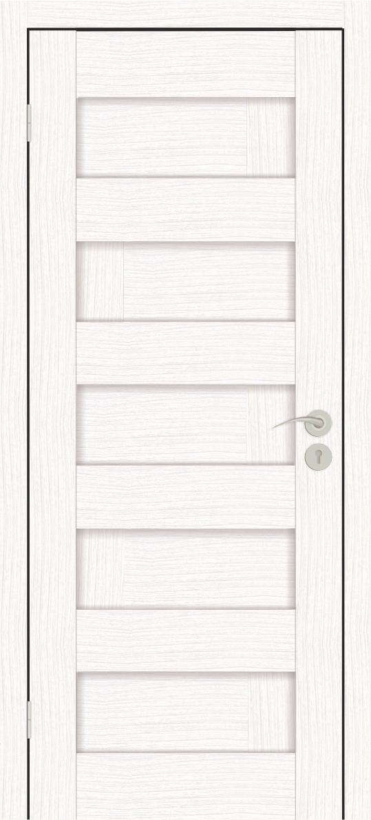 ежкомнатные двери Исток Домино-3 Бьянко