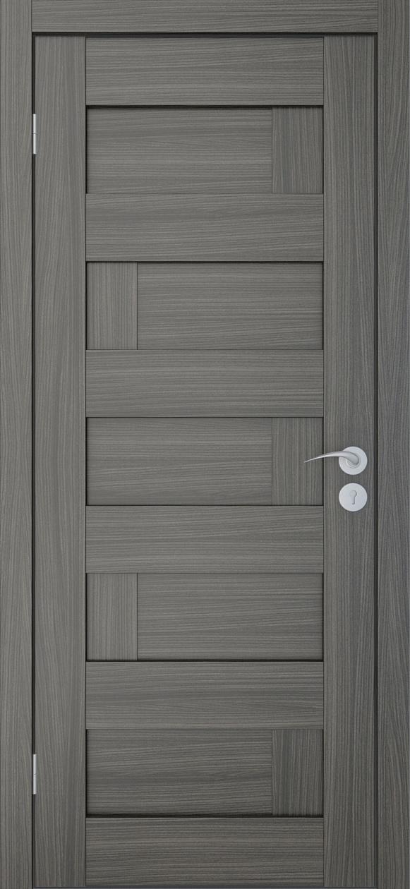 Межкомнатные двери Исток Домино-3 Дуб неаполь