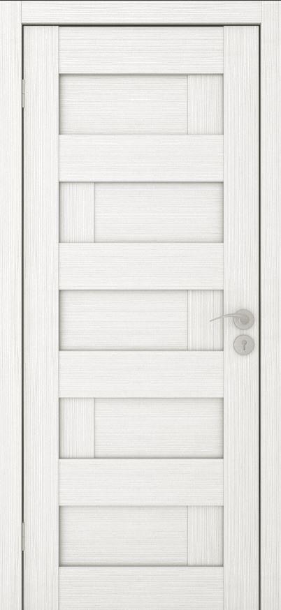 Межкомнатные двери Исток Домино-3 Ясень белый