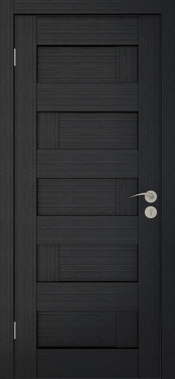 Межкомнатные двери Исток Домино-3 Венге мелинга