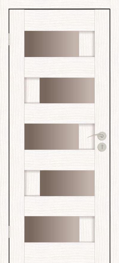 Межкомнатные двери Исток Домино-4 Бьянко