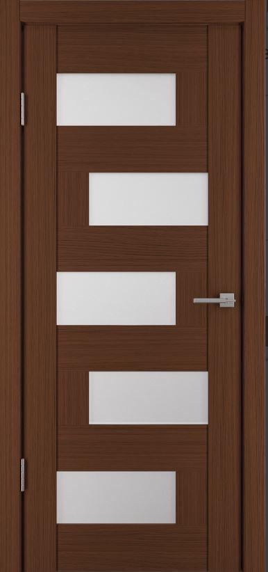 Межкомнатные двери Исток Домино-4 Каштан мелинга