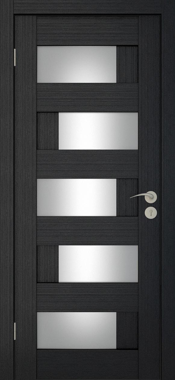 Межкомнатные двери Исток Домино-4 Венге мелинга