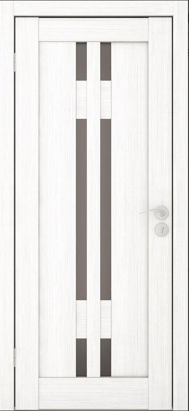 Межкомнатные двери Исток Элегия-2 Ясень белый бронза