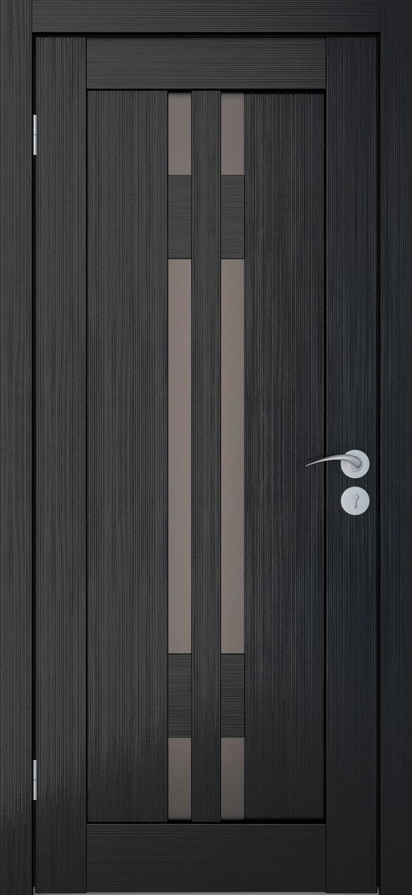 Межкомнатные двери Исток Элегия-2 Венге мелинга бронза