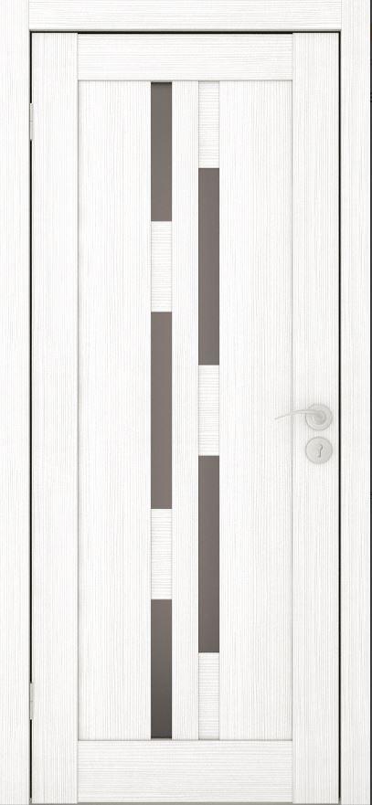 Межкомнатные двери Исток Элегия-4 Ясень белый бронза