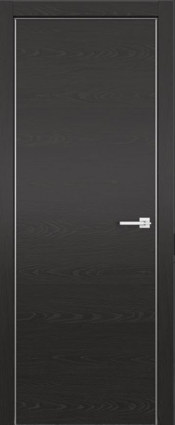 двери из натурального шпона дуба Fondo -02 Гриджио