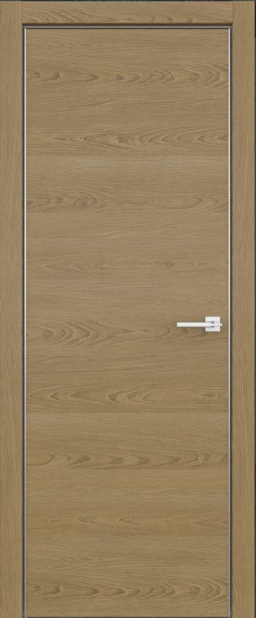 Межкомнатная шпонированная дверь Исток Fondo-02 Натур