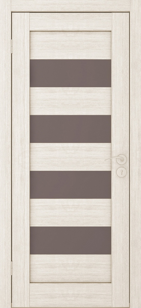 Межкомнатная дверь Горизонталь-2 Копучино